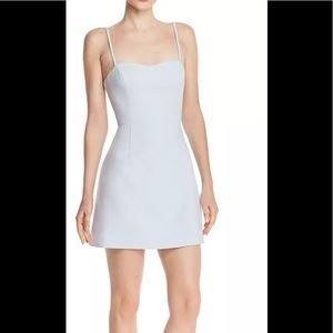NWT French Connection Whisper Sweetheart Dress